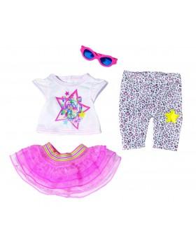 Одежда для куклы «Гламурный стиль Glam Hit BABY born»