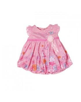 Платье для «Baby Born Creation» с зайчиком