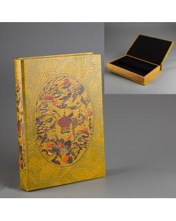 Книга-шкатулка Птицы 27х19х4 см