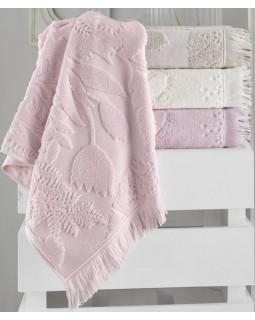 Набор 4 полотенца Amazon 70х140 см (банные), хлопок