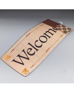 КОВРИК «WELCOME HOME» 56*26 см