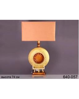 Настольная лампа С АБАЖУРОМ «VICTORIA» 74 см